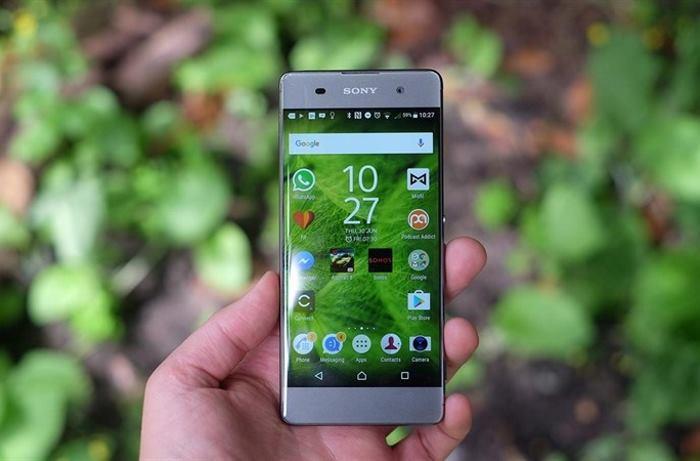 Sony Xperia XA сброс до заводских настроек